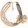 Lenora Dame Necklace - Necklaces -