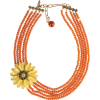 Lenora Dame Necklace - ネックレス -