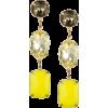 Lulu Frost Earrings - Earrings -