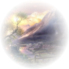 Nature Mountains Sunset - Nature -