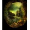 Nature River Fog - Nature -