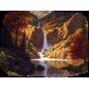 Waterfall - 自然 -
