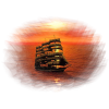 Ship in the sea - Vehicles -