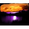 Sunset - Natural -
