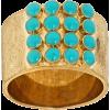 Rane Turquoise Ring - Rings -