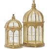 Shabby-Chic Bird Cages - Items -