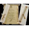 Wedding invitation - Items -