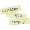 celebrate life's moments - Texts -