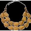 drvena ogrlica - Necklaces -
