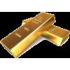 zlatne poluge - Ilustracje -