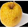 Old apple jabuka - Frutas -