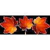 jesenje lišće - Ilustracije -