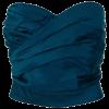 plavi top - 上衣 -