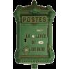 Post box - Items -