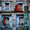old house - Background -