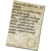 old letter - Texts -