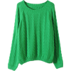 Pullovers Green - Pullovers -