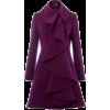 Kaput Purple - Jacket - coats -