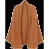 kardigan - Swetry na guziki -