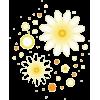 cvijeće - Illustraciones -