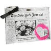 kate spade newspaper clutch - Torbe s kopčom -