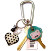 keys with monkey key ring - Items -