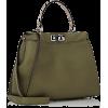 khaki handbag - Bolsas pequenas -
