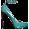 kirkwood Shoes Blue - Scarpe -