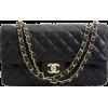 chanel 2.55 - crna - Hand bag -