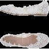 lace ballerina flats - scarpe di baletto -
