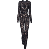 lace jumpsuit - Overall -