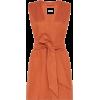 large_bondi-born-orange-belted-linen-twi - Dresses -