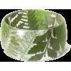 leaf bangle - Bracelets -