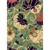 leaf patterned wallpaper - Illustrations -