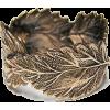 leaf ring found on Etsy - Anillos -