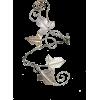 leaf wrap cuff - Armbänder - $172.00  ~ 147.73€