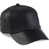 Leather Cap - Gorras -