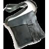leather bag - Hand bag -