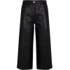 leather-bermuda-trousers - Tajice -