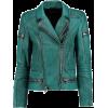 leather jacket - Куртки и пальто -