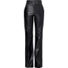 leather pants - Capri-Hosen -