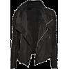 Rick Owens-Biker Jacket - Jacket - coats -