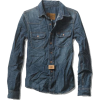 Third Bay- Denim Shirt - 長袖シャツ・ブラウス - $59.50  ~ ¥6,697