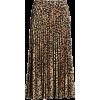 leopard Skirt - Faldas -