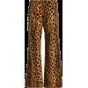 leopard pants - Leggings -