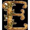 letra E - Rekviziti -