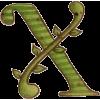 letra X - Uncategorized -