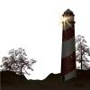 lighthouse - Natural -