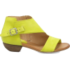 lime sandals - 凉鞋 -