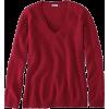 llbean cashmere - Puloverji -